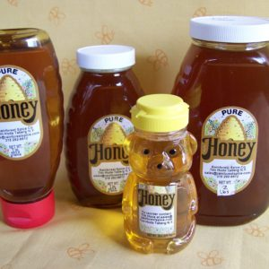 Local Raw Unprocessed Wildflower Honey from New York State